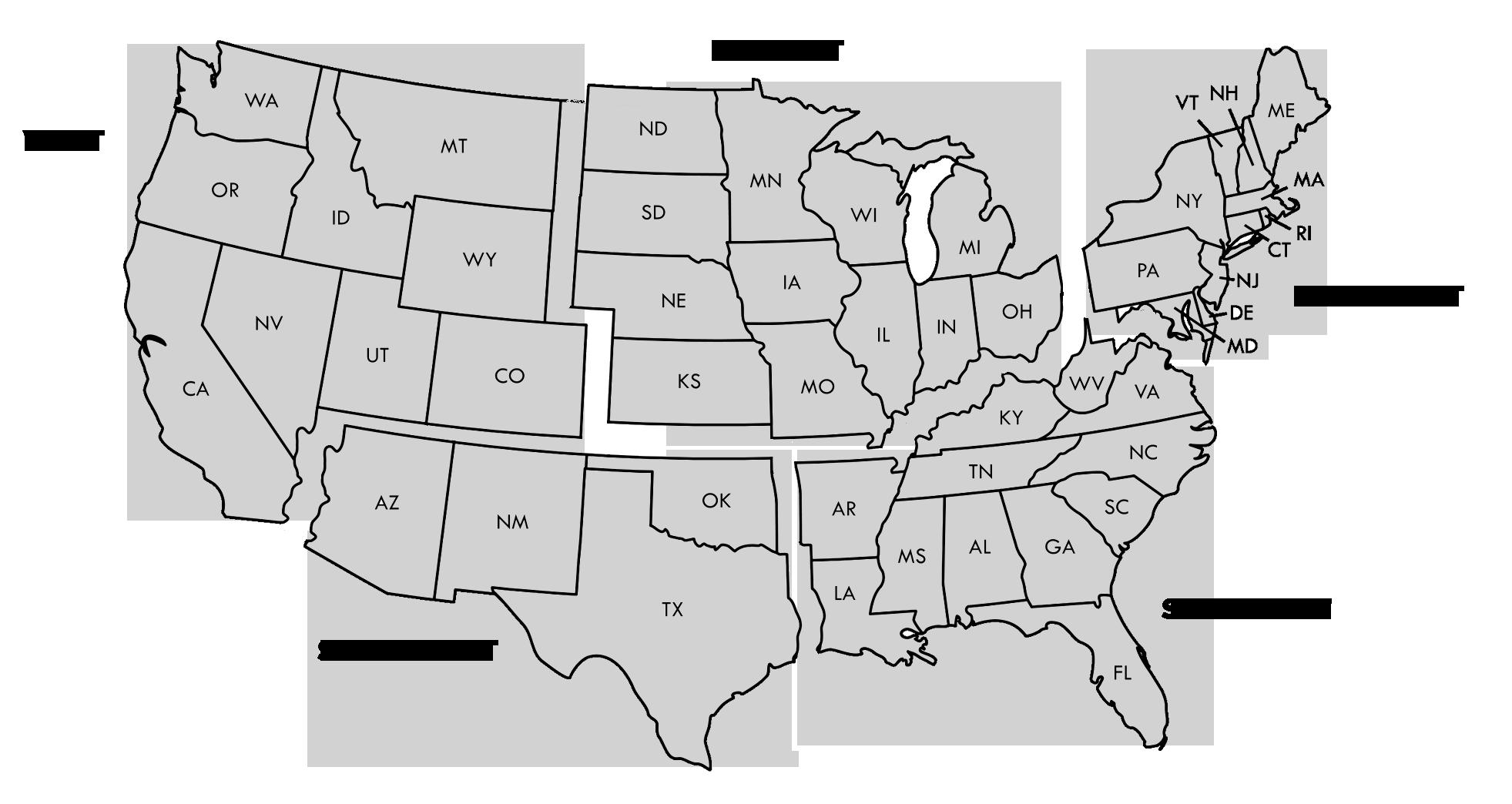 Benchmarking-US-Map